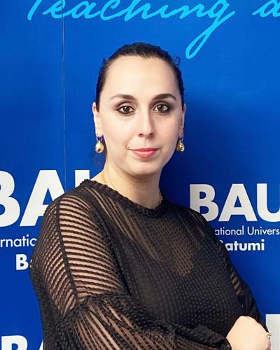 Irine Tsintsadze