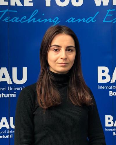 Darina Phutkaradze